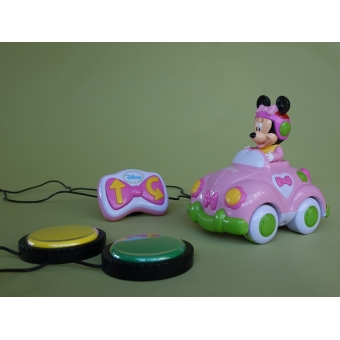 Minnie Mouse 2 knops RC (afstandsbediening)