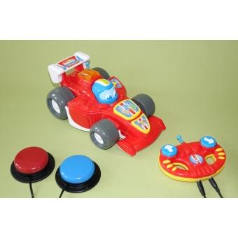 RC raceauto tweeknops (afstandsbediening)