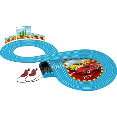 Racebaan Ferrari