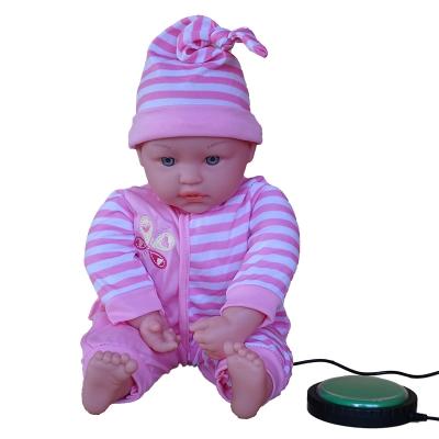 Babypop met 24 geluiden