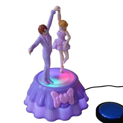 Dansend paar
