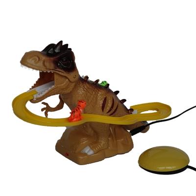 Dinosaurus glijbaan