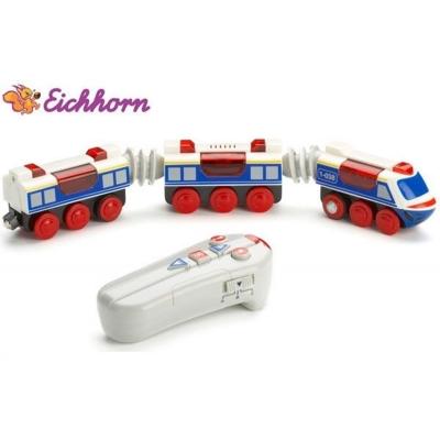 Trein 2 knops (infrarood)