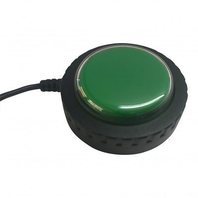 Mini lib switch 3,5 cm (Groen)
