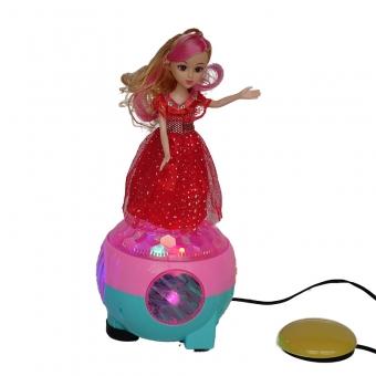 Prinses op discobol