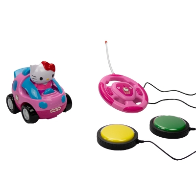 RC auto Hello Kitty